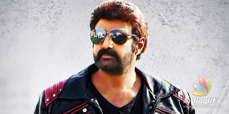 Balakrishnas uber-cool look goes viral