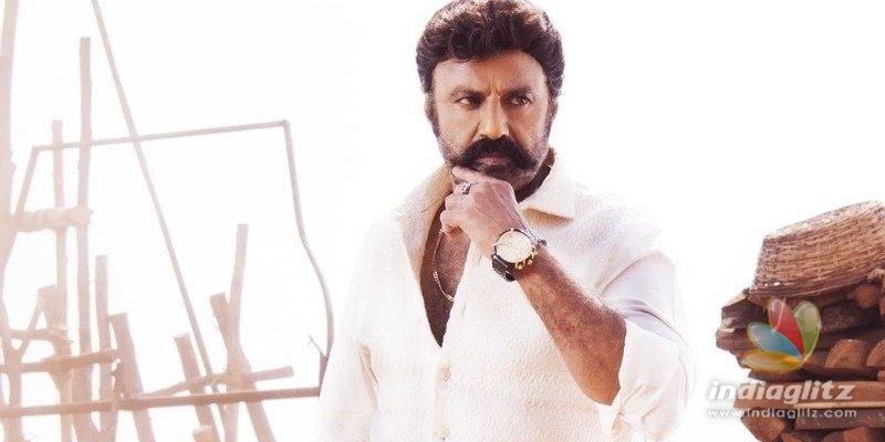 Balakrishna-Boyapati Srinus movie suffers budgetary cut