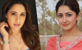 Balakrishna-Boyapati's movie: Sayyeshaa out, Pragya Jaiswal in