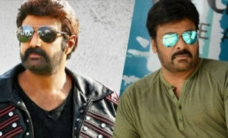 Story meant for Balakrishna 'stolen' for Chiranjeevi's movie