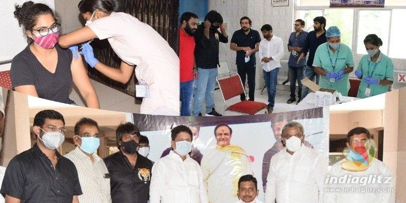 Balakrishnas fans organize free vaccination drive