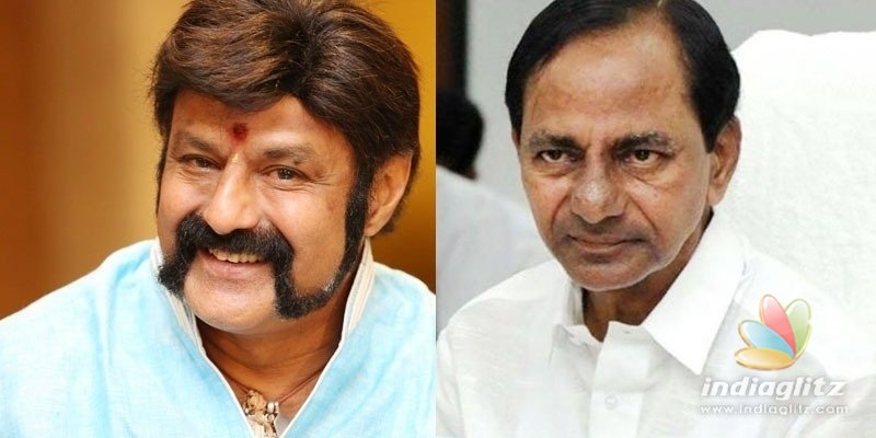Balakrishna thanks KCR for including lesson on NTR in school syllabus