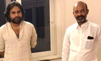 Pawan Kalyan meets Bandi Sanjay Kumar