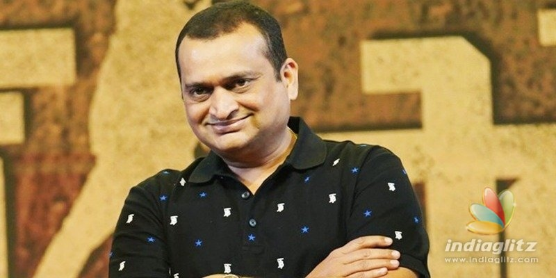 Bandla Ganesh hospitalized, taking treatment in ICU: Reports