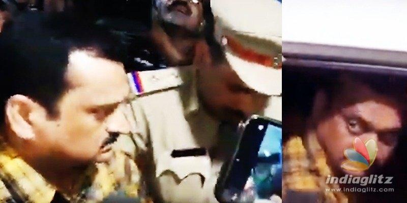 బ్రేకింగ్: టాలీవుడ్ నిర్మాత బండ్ల గణేష్ అరెస్ట్