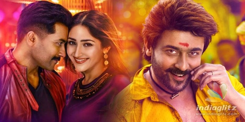 Bandobast to get a huge release in Telugu