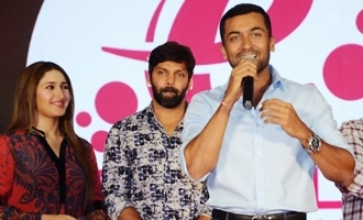 'Bandobast' is an all-round entertainer: Suriya says at pre-release event