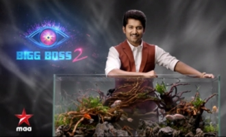 BiggBossTelugu2 with Nani as Host starting from June 10th on Star Maa.