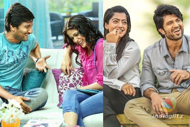 GA2 Pictures: Nanis film gets 50, Deverakondas gets 100
