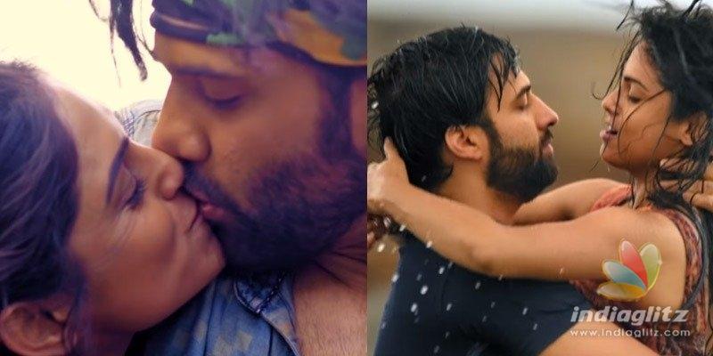 Beautiful Trailer: All skin show & kissing, little matter