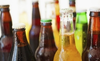 Shocker in Warangal: A scorpion in beer bottle