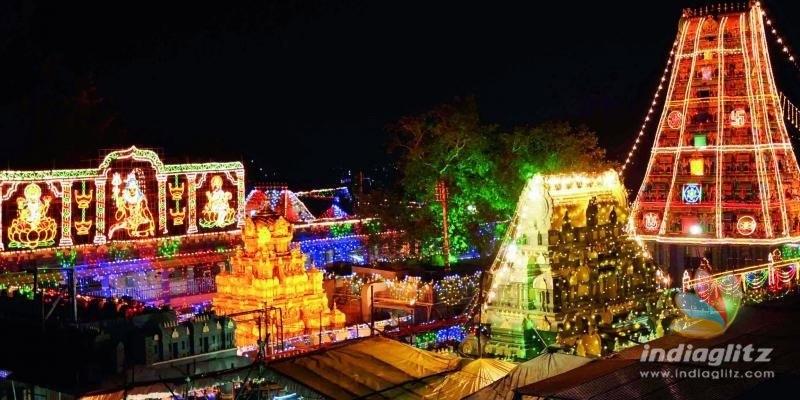 బెజవాడ కనకదుర్గమ్మ రథంలోని 3 వెండి సింహాలు మాయం