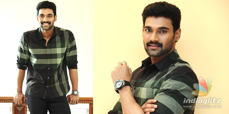 Rakshasudu is content-driven, is racy: Bellamkonda Sreenivas