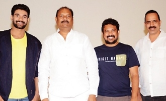 Bellamkonda Press Meet