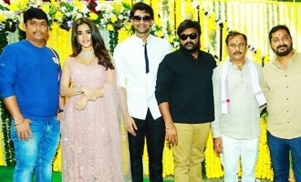 Sai Srinivas Bellamkonda's New Movie Launch