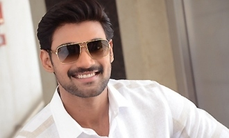 'Sita' is a layered story: Bellamkonda Sreenivas