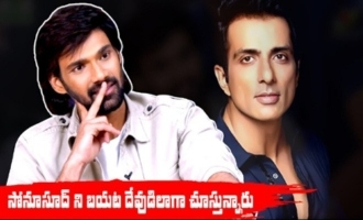 People Are Seeing Sonu Sood as a god : Sai Srinivas