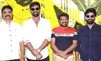 Bellamkonda's actioner with Ramesh Varma launched