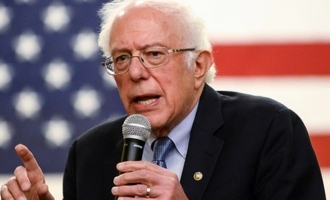 Bernie Sanders slams Trump over Delhi riots