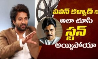 I was stunned seeing Pawan Kalyan like that: Bluff Master hero Satya Dev
