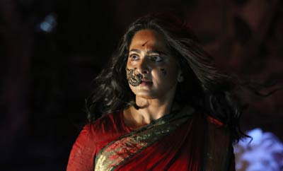 'Bhaagamathie' makers say status is highly encouraging