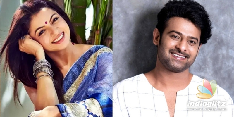 Bhagyashree lauds Prabhas - find out why