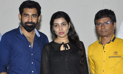 'Bichagadu' Success Meet