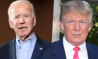 Votes counting Biden Vs Trump
