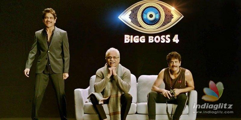 Nagarjuna promises real emotions, entertainment in Bigg Boss 4 promo