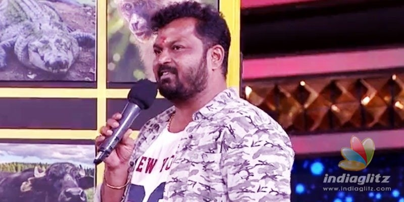 First contestant from Bigg Boss 4 is eliminated. Here's he!