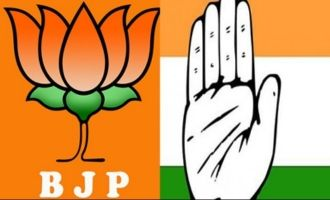 BJP to defeat Congress & most rivals in LS elections: Survey