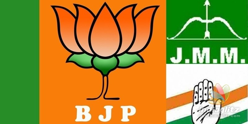 BJP loses Jharkhand, JMM+Congress to form government