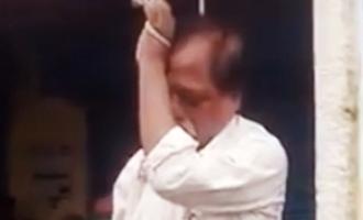 BJP MLA found hanging; Political murder suspected