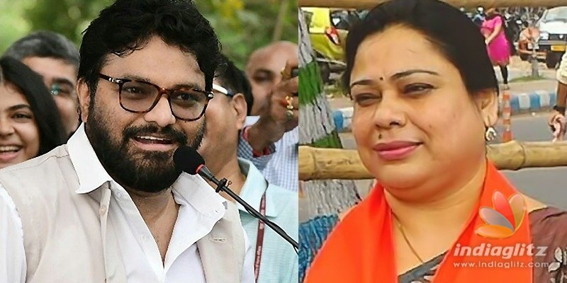 BJP MPs raise Jai Sri Ram slogans during oath-taking