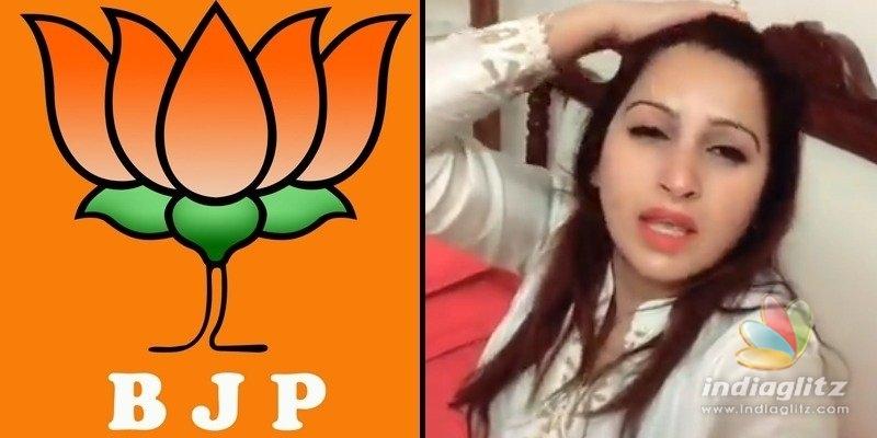 BJP gives ticket to TikTok sensation