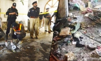 Huge blast kills 7, injures 120 in Peshawar Madrasa