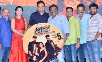 'Bhale Manchi Chowka Beram' Audio Launch