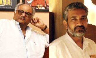 'Vakeel Saab' presenter Boney Kapoor calls SS Rajamouli's decision unethical