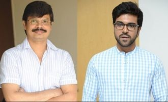 Boyapati mounts huge action episode for Charan