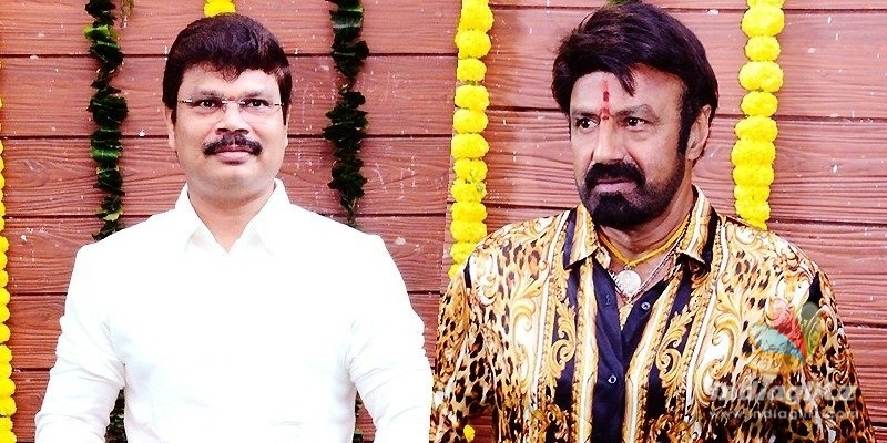 Boyapati imagines Balakrishna as aghora?