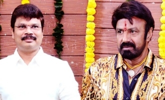 Boyapati imagines Balakrishna as aghora