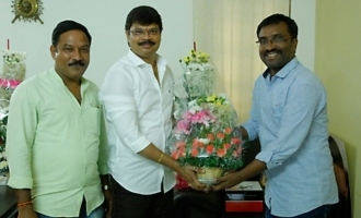 Boyapati Srinu Birthday Celebrations