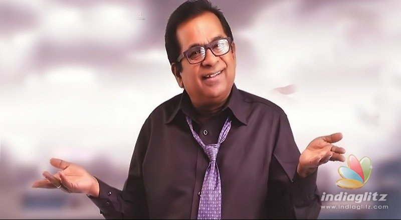 Brahmi as RAW agent in Brahmi Is Back