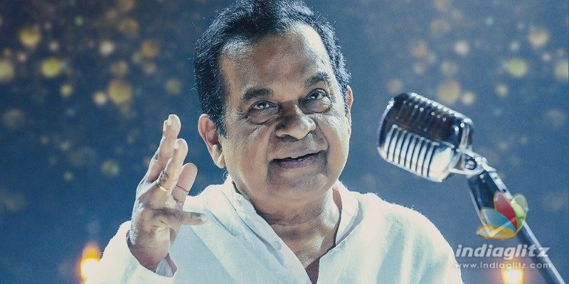 First Look of Brahmanandam from Panchathantram unveiled