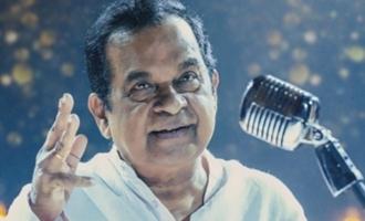 వేదవ్యాస్గా బ్రహ్మానందం 'పంచంతంత్రం' సినిమాలో ఆయన ఫస్ట్లుక్ విడుదల