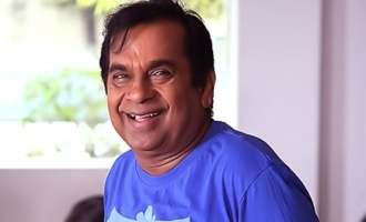 After surgery, Brahmi is back to naughty ways
