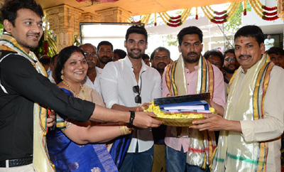 Bellamkonda Srinivas New Movie Launched