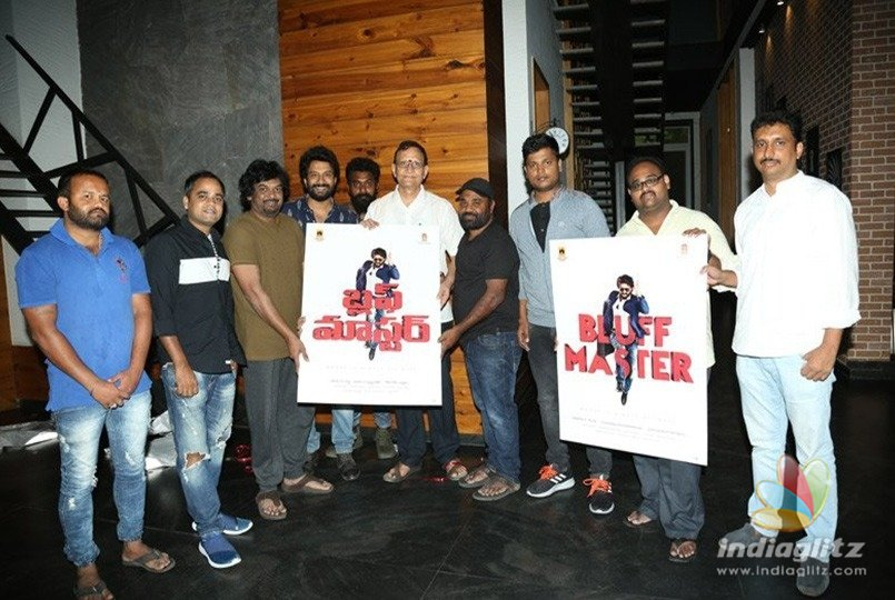 Puri unveils Bluff Master first look, release sealed