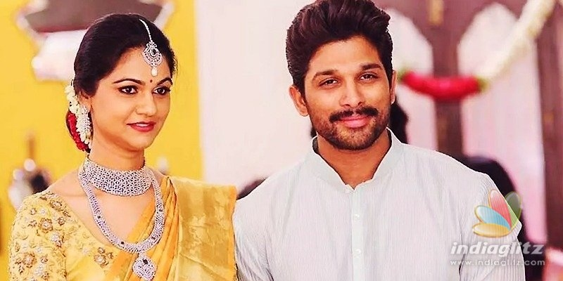 Allu Arjun-Sneha duos joint project is Blessing