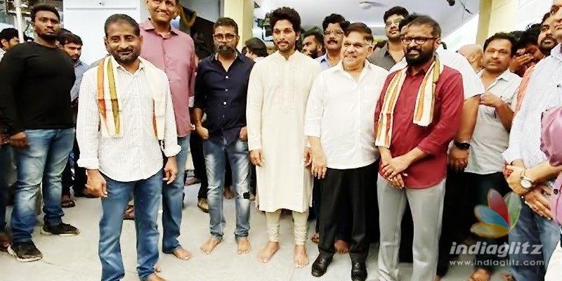 Sukumar-Allu Arjun movie title: Makers open up on reports